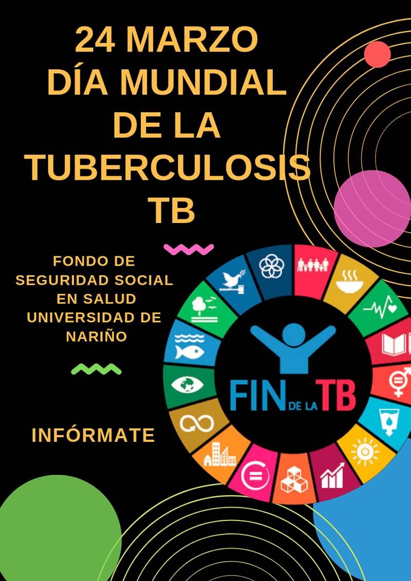 Dia mundial de la Tuberculosis TB