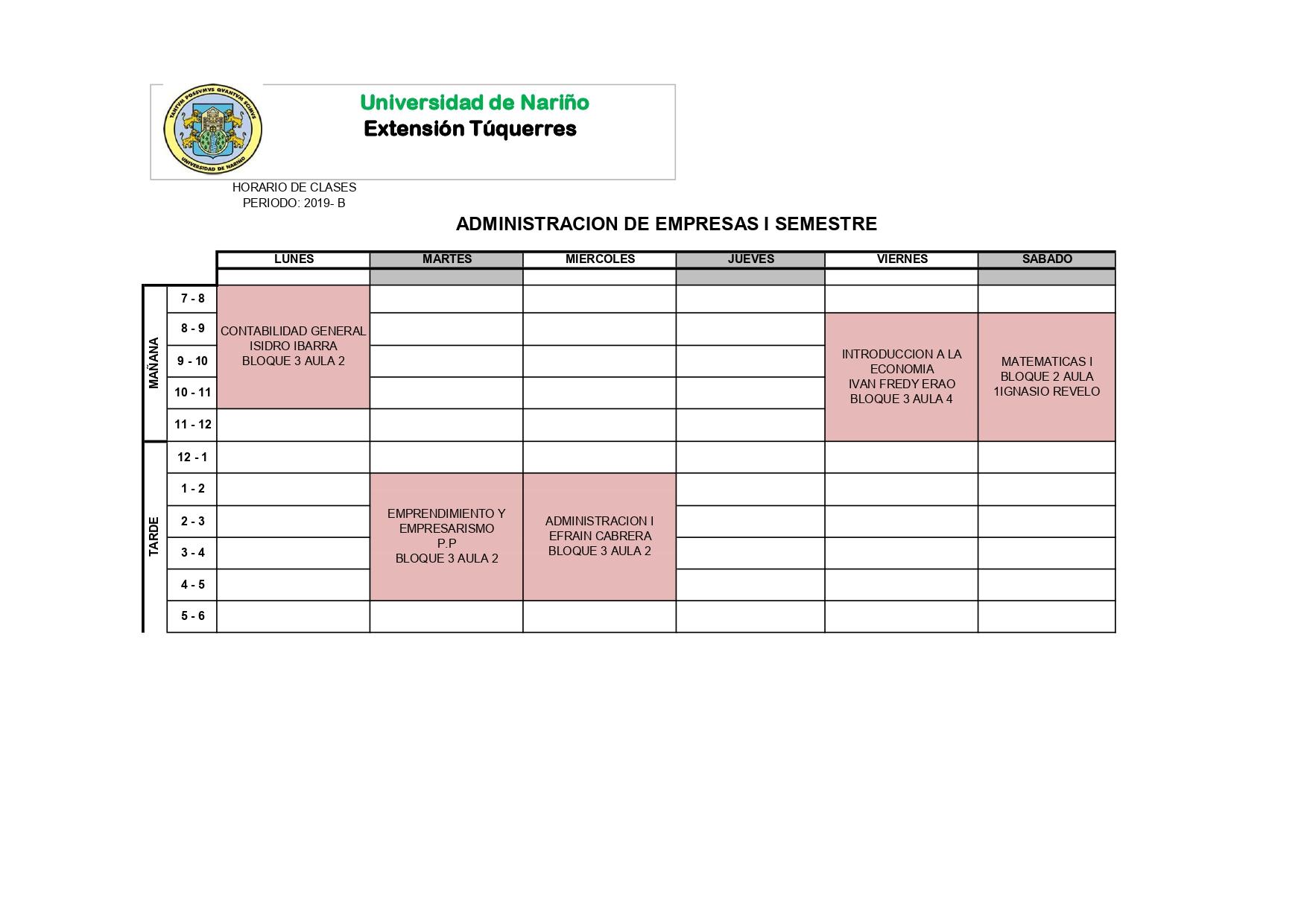 Proyecccion Horarios B - 2019 ADMON EMPRESAS I SEMESTRE_page-0001