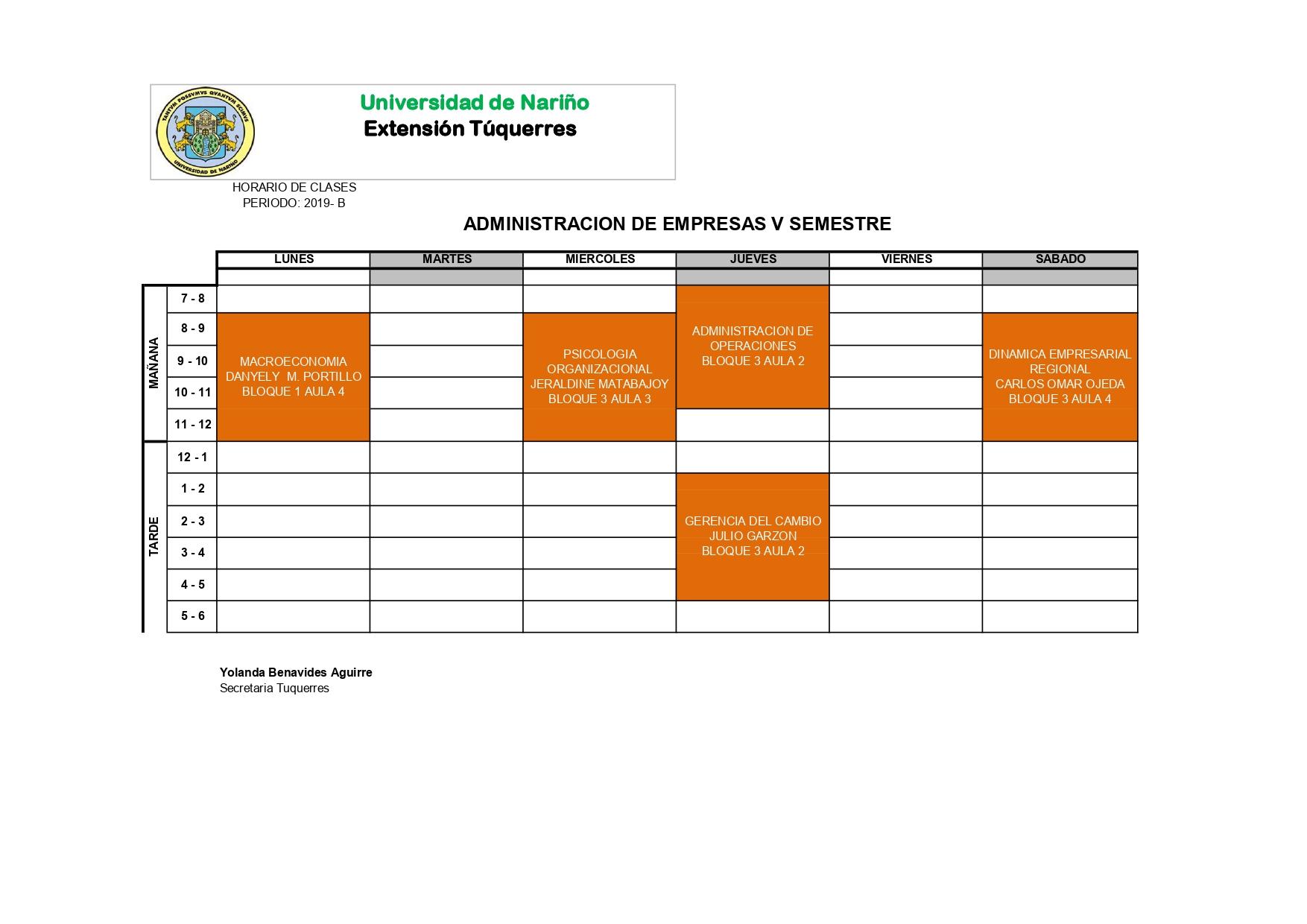Proyecccion Horarios B - 2019 ADMON EMPRESAS V SEMESTRE_page-0001