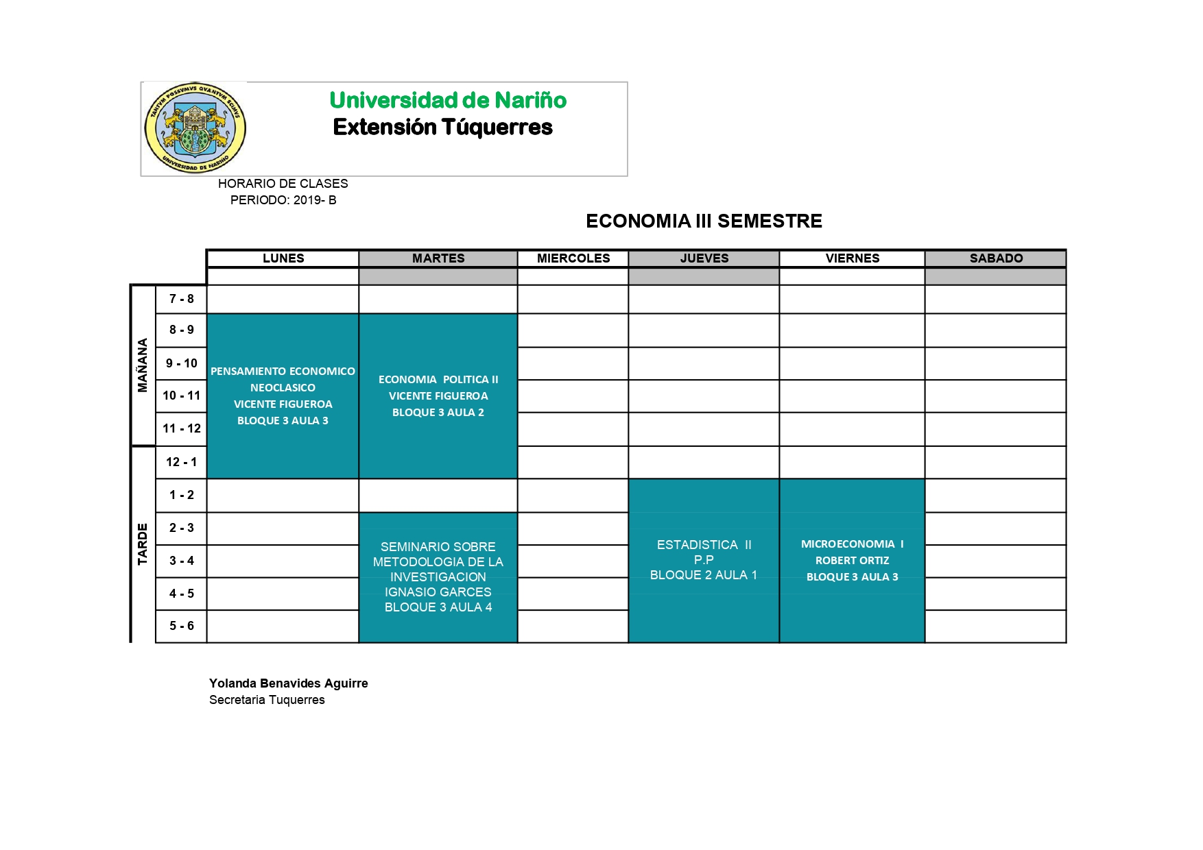 Proyecccion Horarios B - 2019 ECONOMIA III SEMESTRE_page-0001