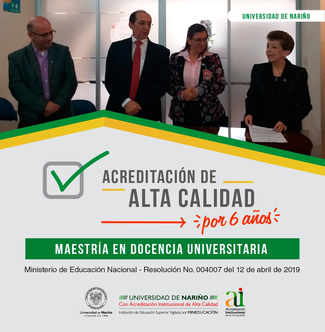 acreditacion-de-alta-calidad-maestria-docencia-universitaria-udenar-periodico-