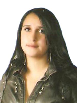 Daniela Alejandra Narvaez