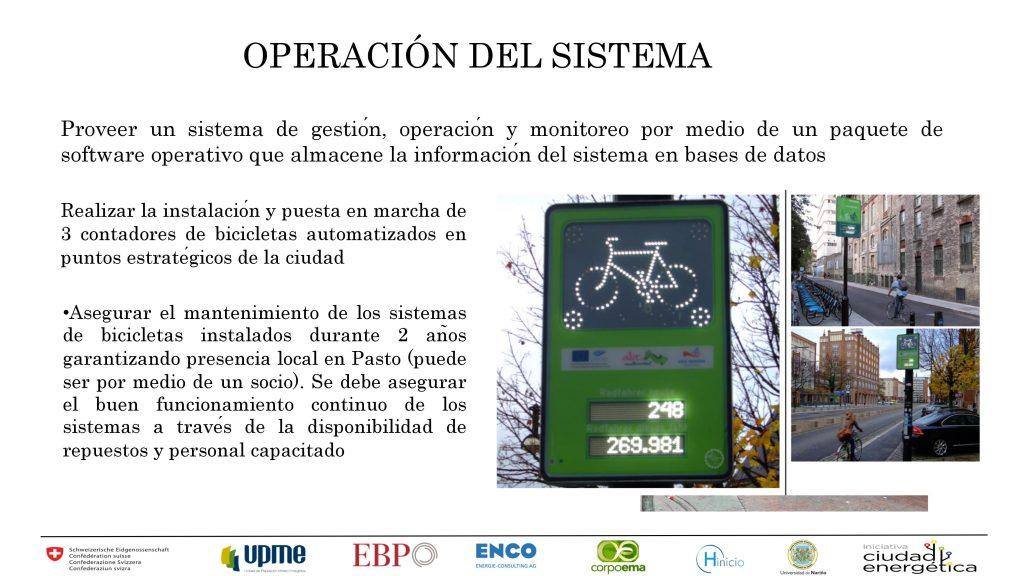 Presentacion eje precursor para movilidad sostenible 18