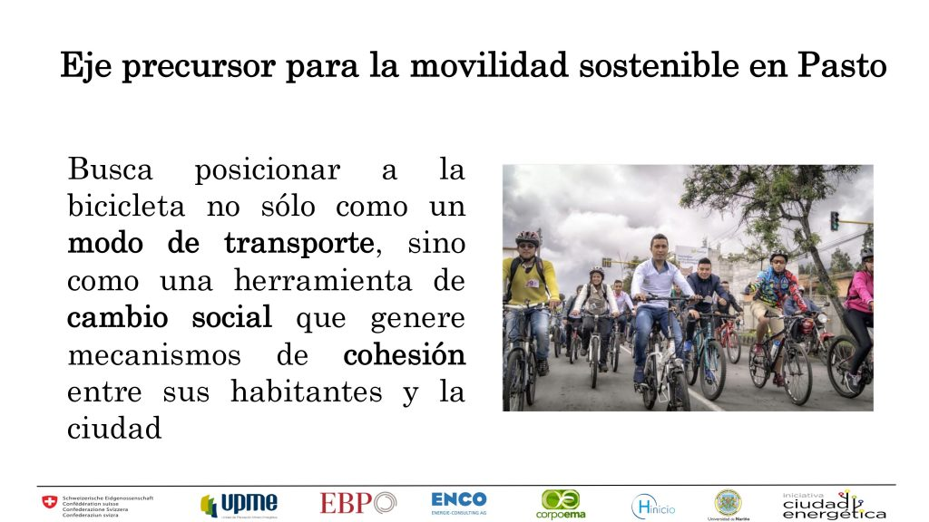 Presentacion eje precursor para movilidad sostenible 5