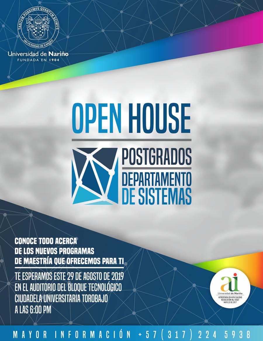 Open house sistemas