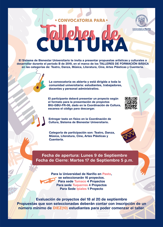 Convocatoria-Talleres-Cultura