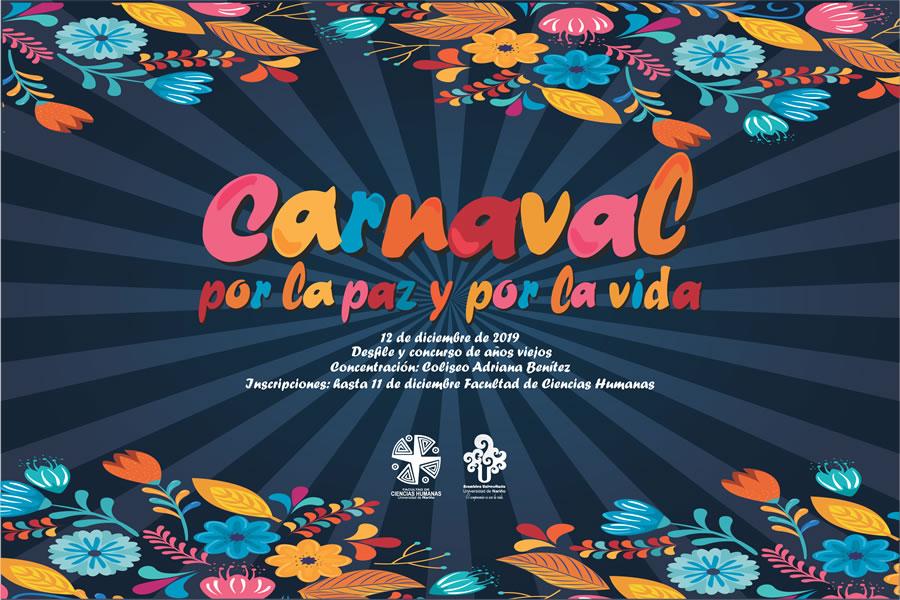 Carnaval por la vida-afiche