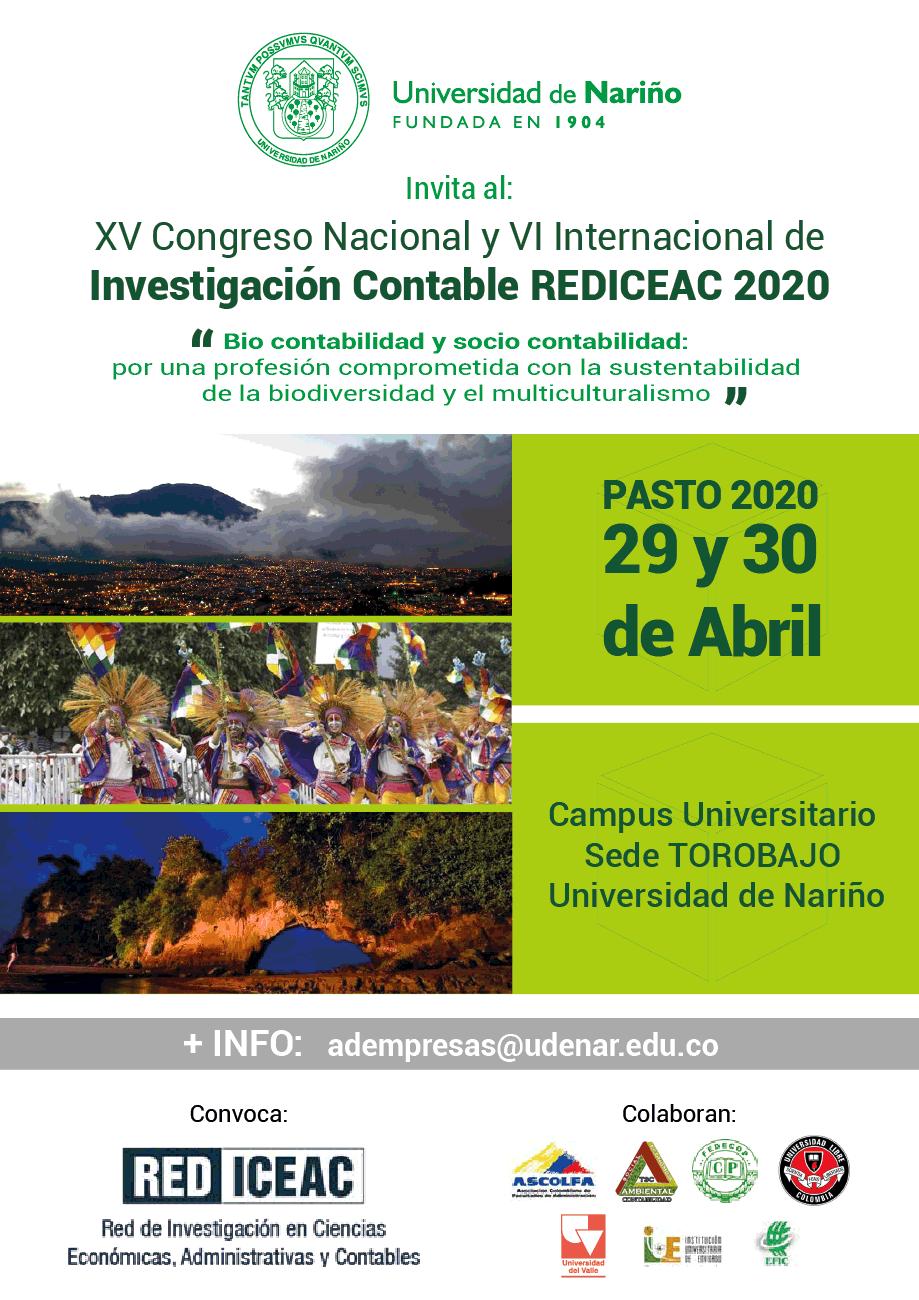 AFICHE-XV-Congreso-REDICEAC