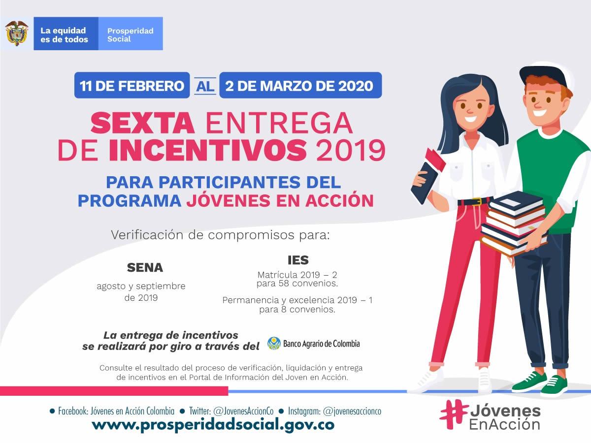 Ciclo 6 de 2019 - Feb 2020
