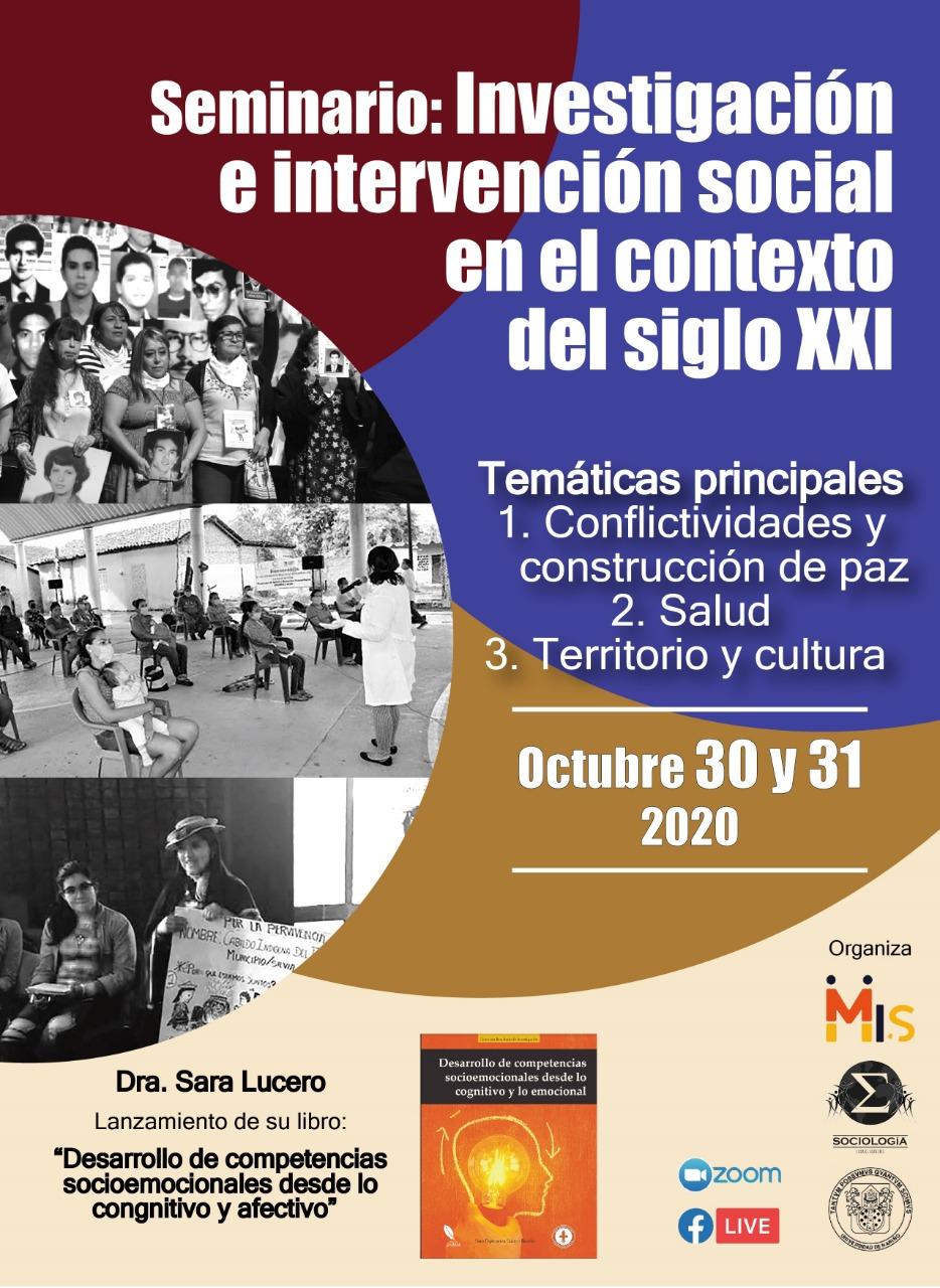 Seminario Investigacion e Intervencion Social