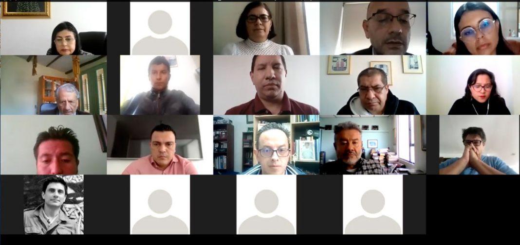 Instalación del Comité Electoral Elecciones Universidad de Nariño.