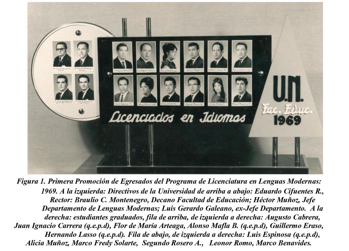 Fotografía: Cortesía Revista Hechos y Proyecciones del Lenguaje Universidad de Nariño.