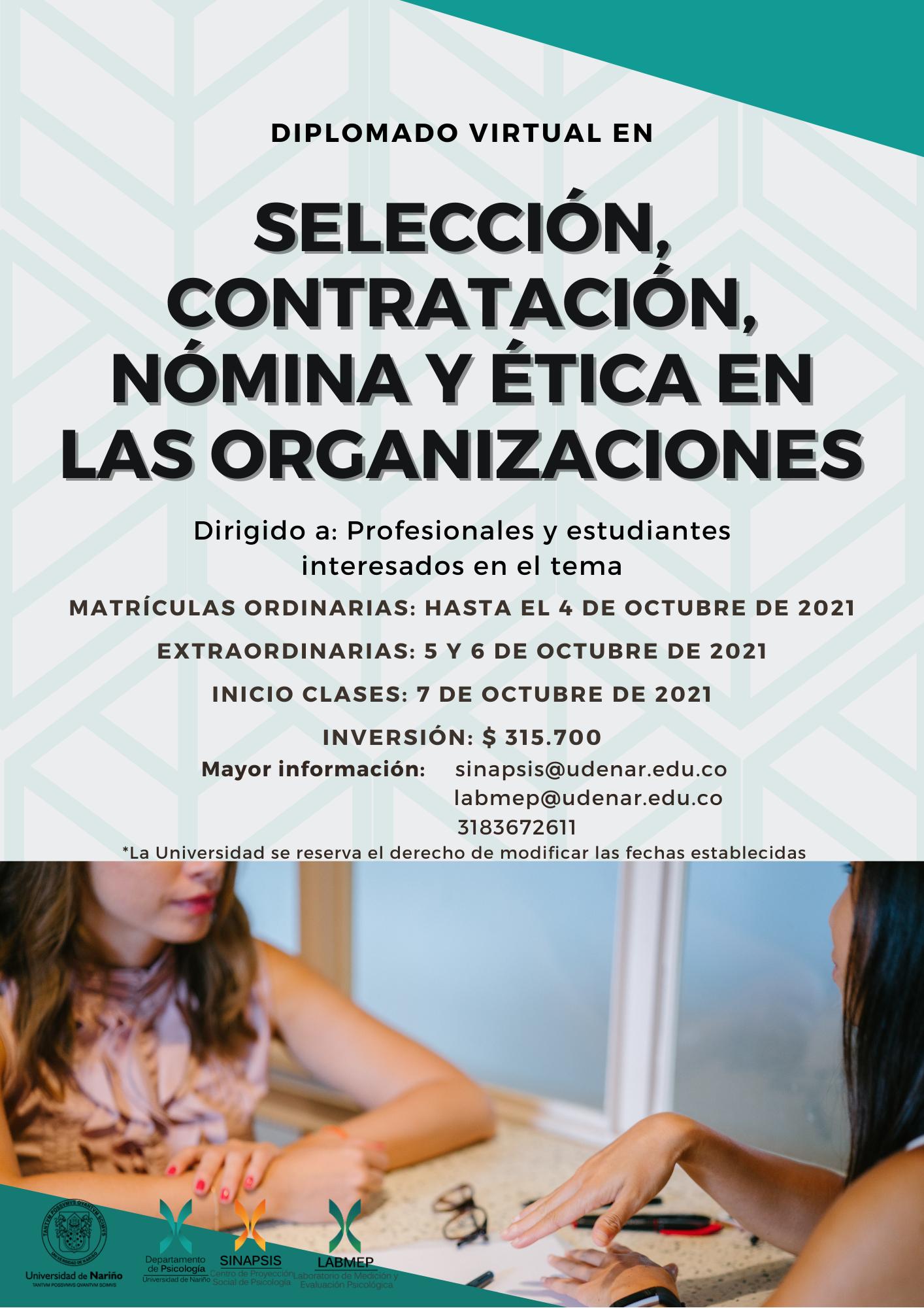 seleccion, contratacion y nomina - Publicidad 3.05.2021