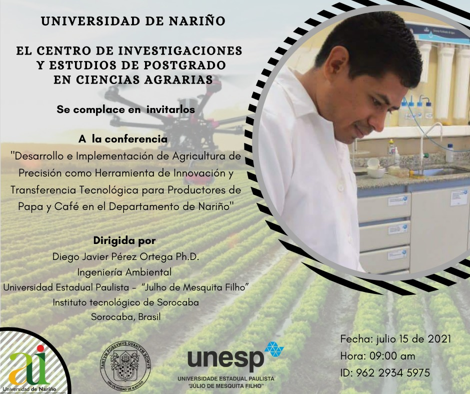 INVITACION ACADEMICA DOCTOR DIEGO JAVIER PEREZ