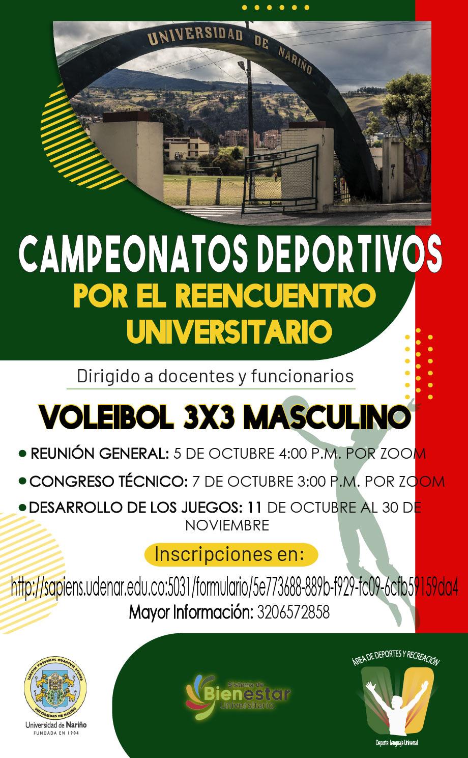 Reencuentro-Universitario-Voleibol